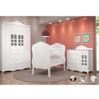 4d67046c99 Quarto Infantil Completo Imperial 4 Portas - Moveis Canaã